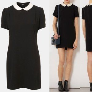 Peter Pan collar Dress by Topshop (I think)